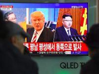 Donald Trump, către Kim Jong-un: bdquo;Am un buton nuclear mai mare și mai puternic