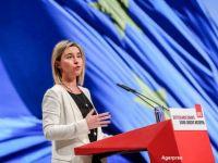 Șefa diplomației europene:  Anul 2018 va fi crucial pentru statele din Balcani . Ce țări ar putea fi primite în UE