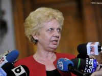 Doina Pană și-a dat demisia din funcția de ministru al Apelor și Pădurilor