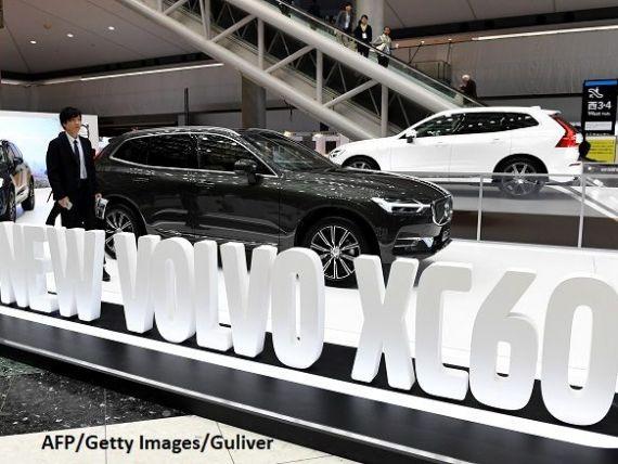 Volvo anunță un  an istoric . Producătorul suedez a înregistrat un nou record de vânzări, grație modelelor XC60 şi 90