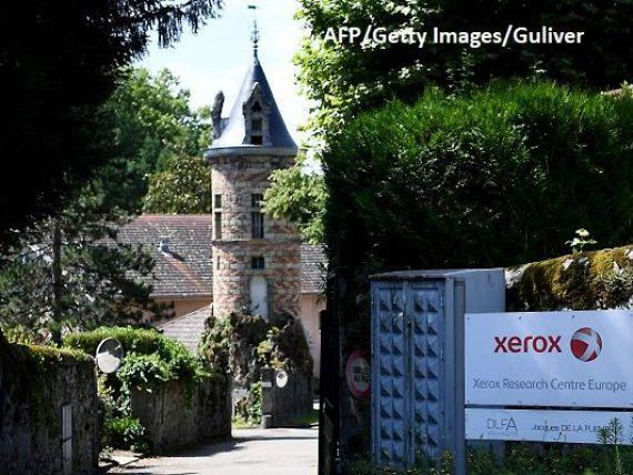 WSJ: Grupul american Xerox ar putea fi preluat de Fujifilm