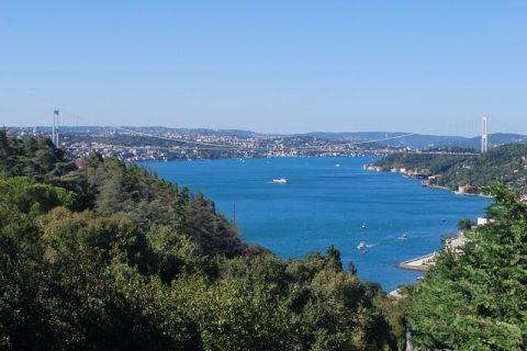 Erdogan redesenează harta Istanbulului. Marea Neagră și Marmara, legate printr-un canal paralel cu Bosforul, care va rivaliza cu canalul Suez sau Panama