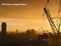 Carillion, a doua cea mai mare firmă de construcţii din Marea Britanie, cu 43.000 de angajaţi la nivel global, intră în lichidare