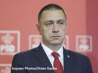Ministrul Apărării:  Nu cred că trece o zi fără o provocare din partea Rusiei în spațiul aerian sau în apele României
