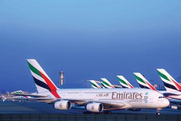 O comandă de 16 mld. dolari de la Emirates salvează cel mai mare avion de pasageri din lume de la dispariție. Compania cumpără încă 36 de aeronave A380