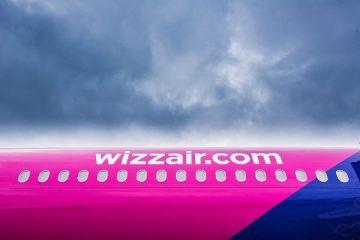 Compania aeriană low-cost Wizz Air este interesată de achiziţionarea Alitalia