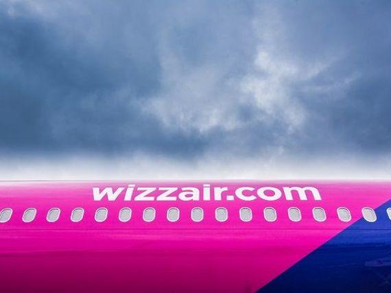 Promoție fulger de la Wizz Air. Cu cât scad astăzi prețurile la bilete, pe toate destinațiile