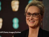 Actrița Meryl Streep vrea ca numele său să fie marcă înregistrată