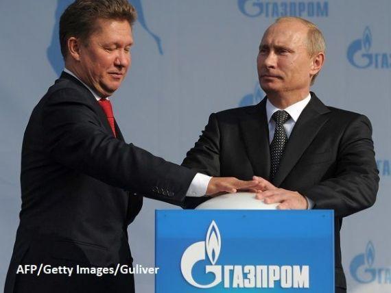 Cota de piaţă a Gazprom în Europa a atins un nivel record, în ciuda eforturilor continentului de a reduce dependența energetică față de Rusia