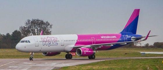 Planurile Wizz Air pentru România. Anunțul operatorului low-cost pentru vara 2020