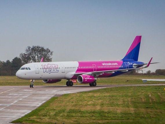 Mai multe curse către Londra. Wizz Air crește la 26 frecvența zborurilor săptămânale spre capitala Marii Britanii