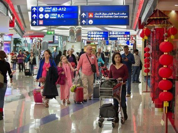Dubai a fost și în 2017 cel mai aglomerat aeroport din lume. Pe locul 2 s-a situat Heathrow din Londra, cu un număr record de pasageri