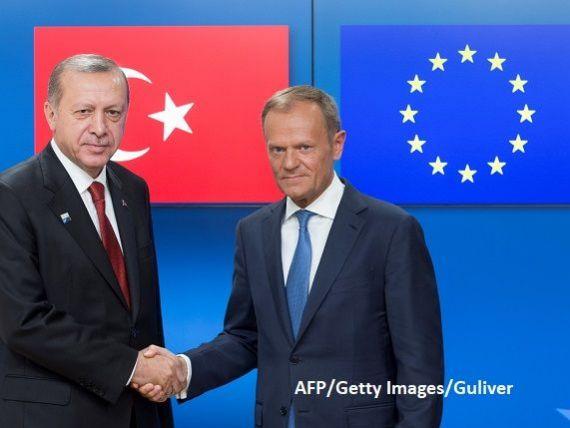 Semne de împăcare între Bruxelles și Ankara. Liderii europeni l-au invitat pe președintele Turciei la summitul UE de la Varna