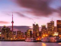 Românii caută mai multe zboruri către Canada, după ridicarea vizelor. Cât costă biletul până la Toronto sau Montreal