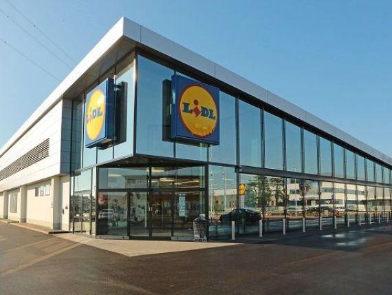 Lidl face angajari masive în România. Ce salarii și beneficii extrasalariale oferă retailerul german