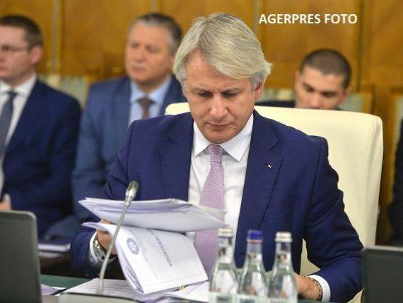 Teodorovici: Proiectul de buget pe 2019 va fi public cel mai probabil săptămâna viitoare. Deficitul pe anul trecut se menține sub 2,97% din PIB
