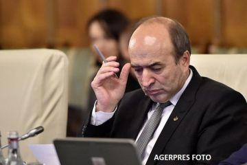 Ministrul Tudorel Toader prezintă, astăzi, în Parlament, raportul privind activitatea DNA