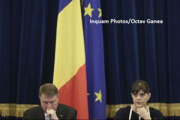Klaus Iohannis respinge cererea de revocare a Laurei Kovesi de la șefia DNA. Ministrul Justiției anunță că va sesiza Curtea Constituțională
