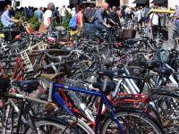Oraşul din Europa în care există de cinci ori mai multe biciclete decât autoturisme şi are 375 km de piste. Până în 2025, vrea să elimine total emisiile de carbon