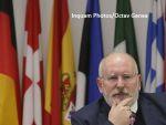 Frans Timmermans vrea să candideze pentru șefia Comsiei Europene