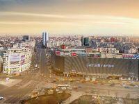 Cea mai înaltă clădire de birouri din centrul Bucureştiului a fost finalizată, după o investiţie de 33 mil. euro. H M, NTT Data și Pernod Ricard, printre chiriași