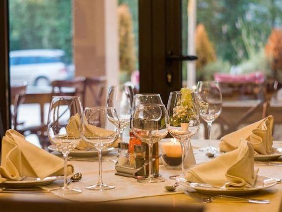 Peste două treimi din piața de restaurante din România se află în București, unde s-au făcut aproape 5 mld. lei, anul trecut. De câți bani mănâncă românii în oraș