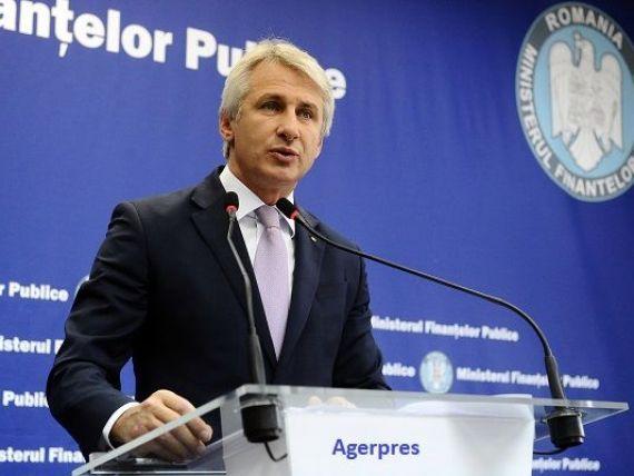 Teodorovici clarifică de ce nu primesc salariile în avans toți angajații statului:  Doar bugetarii care au cerut. Nu poţi să-i dai celui care nu solicită