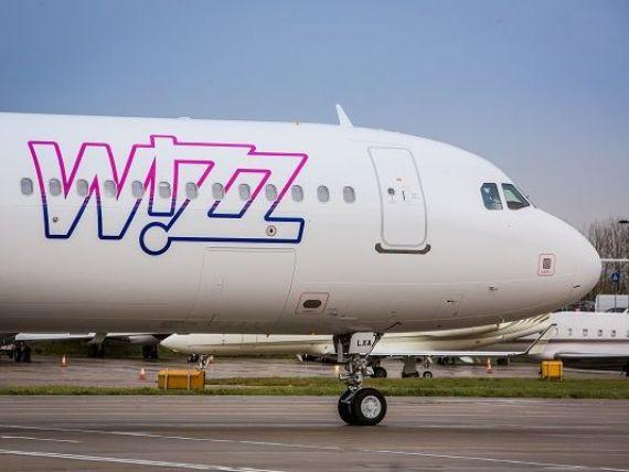 Wizz Air aduce un nou Airbus A320 în România și lansează zboruri către o nouă destinație