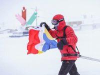 Tibi Uşeriu a câştigat ultramaratonul 6633 Arctic Ultra
