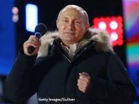 Vladimir Putin rămâne liderul Rusiei, pentru încă şase ani. A fost reales cu peste 76% din voturi