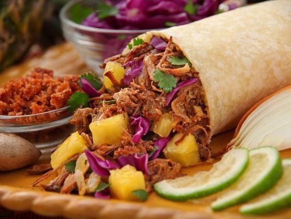 Românii înlocuiesc sarmaua cu burrito și tortilla. Bucătăria sud-americană crește în preferințe, pe lângă cea libaneză și sandwich-urile cu ingrediente proaspete