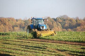 Meseria de tractorist, din nou la mare căutare. Salariile ajung și la 5.000 lei