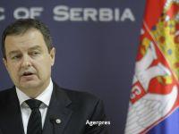 Serbia salută poziția României, Spaniei și Ciprului de a nu participa la un summit UE-Balcanii de Vest și reamintește faptul că statele membre nu au o poziție unitară privind Kosovo