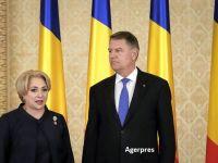 """Viorica Dăncilă îi reproșează președintelui că nu poate adopta joi rectificarea bugetară: """"Nu a găsit deschiderea sau, poate, nu a avut timp să convoace CSAT"""""""