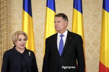 Întâlnire la Cotroceni. Ce au discutat președintele Iohannis și premierul Dăncilă timp de 40 de minute