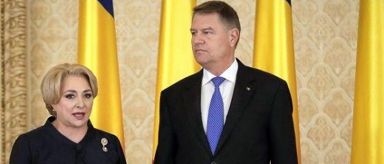 Președintele Klaus Iohannis retrage încrederea premierului Viorica Dăncilă și îi solicită demisia:  PSD doreşte să acapareze politic Banca Națională a României