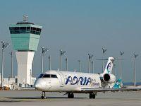 Cea mai mare companie aeriană din Slovenia vine pe Aeroportul Otopeni. Ce curse operează