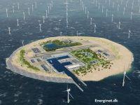 """Olandezii vor să construiască o """"baterie"""" gigant în Marea Nordului. Proiectul SF care va face energia mai ieftină"""