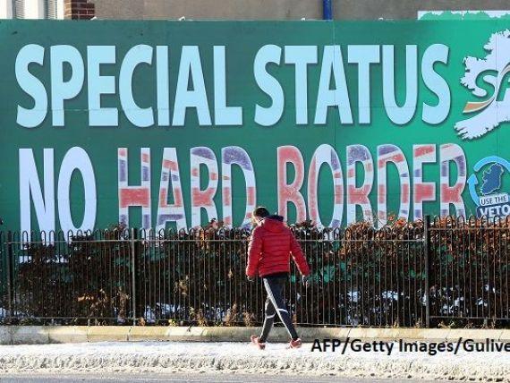 Dublinul avertizează Londra în privința ieșirii din UE fără niciun acord. Frontiera irlandeză, în aer