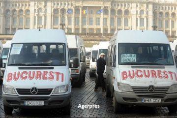 Inspectorul Pro: Pericol pentru pasageri, profit pentru șoferii de microbuz. Goana după călători le aduce și 3.000 euro/lună