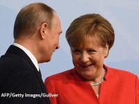 Declarația neașteptată a Angelei Merkel, care contrariază Moscova:  Gazoductul ruso-german Nord Stream 2 nu este posibil fără implicarea Ucrainei