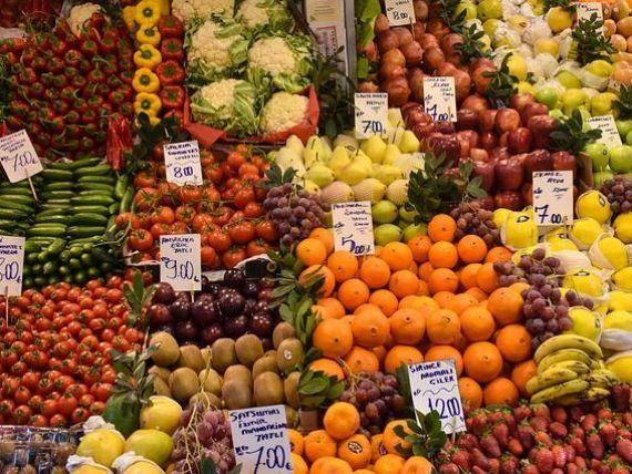 Cele mai mari creșteri de prețuri din UE. România a avut cea mai ridicată rată a inflației, în mai