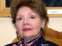 A murit Carmen Stănescu. Actrița avea 92 de ani