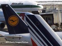 EasyJet, alături de Air France-KLM, şi Lufthansa sunt interesate de achiziţionarea Alitalia, companie plasată sub administrare specială, anul trecut