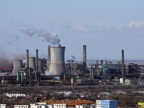 Chirițoiu: Comisia Europeană se va asigura că Sidex Galați nu se închide, dacă ArcelorMittal decide să-l vândă