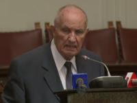 A murit Dinu C. Giurescu, istoric şi vicepreşedinte al Academiei Române. Avea 91 de ani