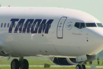 Tarom a vândut două aeronave Airbus A310, singurele care au zburat în America. Unul a fost avion prezidențial