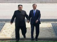 Cele două Corei au convenit să organizeze un nou summit, în septembrie
