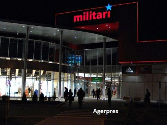Profit.ro: Centrul comercial Militari Shopping Center, vândut pentru 95 de milioane de euro