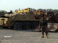 Opt soldați români, răniți într-un atac sinucigaș în Afganistan